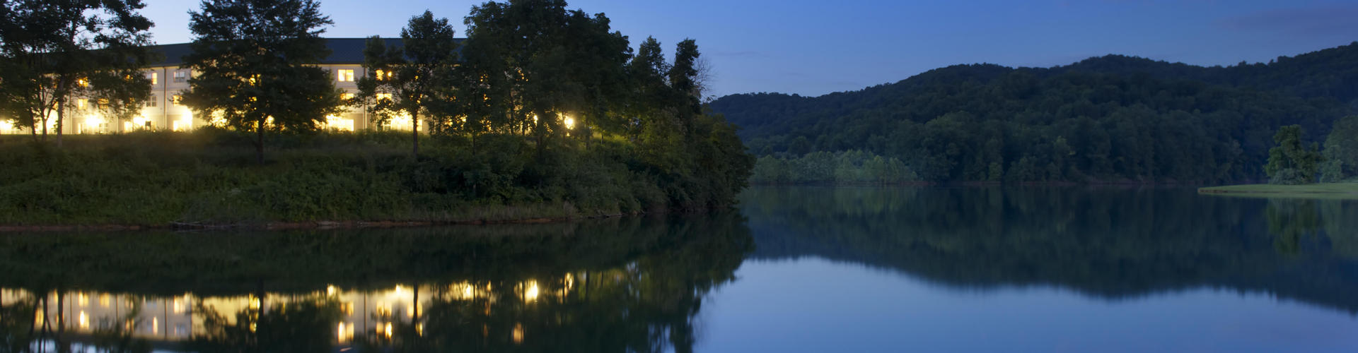Stonewall Resort Evening View